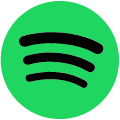 Spotify Podcast Icon for Your Breakout Book