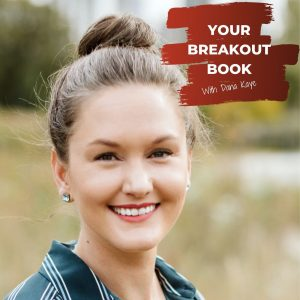 Your Breakout Book Podcast with Dana Kaye featuring author Ashley Hasty